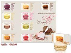 Plan de Table Mariage MACARON Thème GOURMANDISE FESTIF http://www.kellygraphic.net/plan-de-tables-mariage/gourmandise-festif  #wedding #plandetable #plantables #mariage #gourmandise #festif #bonbon #chocolat #fruits #sucre #love #amour #popcake #cupcake #candy #macaron