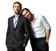 HOT---- super fucking hot x2 // Ryan Gosling, Ryan Gosling
