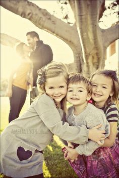 Cute family picture idea