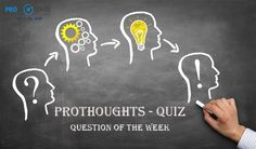 ProThoughts Quiz: Question of the Week!  https://business.facebook.com/ProThoughtsPMP/photos/a.1462159597387922.1073741828.1458753784395170/1984170488520161/?type=3&theater