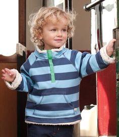Koolbee, jerseys reversibles para niños y niñas, prendas ecológicas para este otoño-invierno