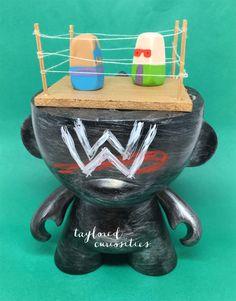Relive Wrestlemania III @ CUSTOMANIA with Andre & Hogan by Gino Cruz!