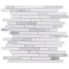 Jeffrey Court, Sugar Cane 11-1/2 in. x 11-7/8 in. x 8 mm Ceramic Mosaic Tile, 99330 at The Home Depot - Mobile