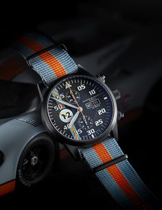 You can choose your own lucky number if you order the Le Mans Racing Watch from Maurice de Mauriac. http://www.mauricedemauriac.ch/ watches for men, Swiss watches