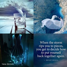 You decide. #embracethestorm www.ninabrown.co.za Love Collage, Color Collage, Collage Art, Collages, Fashion Souls, Mood Colors, Color Quotes, Happy Weekend, Happy Friday