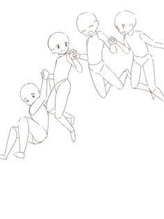Dibujo de amistad -credito al artista