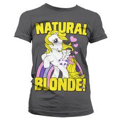 Ladies Retro My Little Pony T Shirt