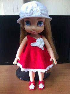 Hand Crochet Disney Princess Dress Closet   MADE TO ORDER by Handmade2557