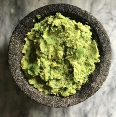 The Best Guacamole - Le Red Oven Red Ovens, Vegan Vegetarian, Paleo, Guacamole, Good Things, Ethnic Recipes, Food, Meal, Essen