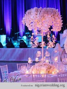 Over The Top Centerpiece Ideas On Pinterest Wedding