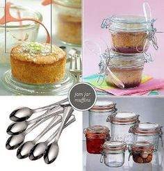 Love the Muffin in  jar!