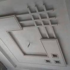 All About a False Ceiling And Its Benefits - False Ceiling Ideas - Gypsum Ceiling Design, House Ceiling Design, Ceiling Design Living Room, Bedroom False Ceiling Design, False Ceiling Living Room, Ceiling Light Design, Modern Ceiling, Living Room Designs, False Ceiling Ideas