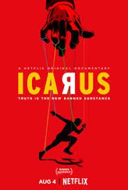 Official 'Icarus' trailer and poster for the documentary film that goes inside the Russian Olympics doping scandal. Films Netflix, Netflix Movies To Watch, Hd Movies, Movies Online, Movie Tv, Movie Club, 2018 Movies, Craig Roberts, John Krasinski