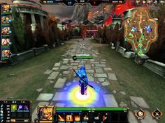 SMITE Ra Conquest Gameplay - YouTube