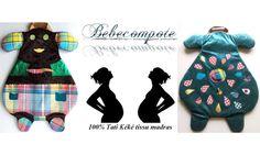 range pyjama bébé, doudou madras www.bebecompote.com