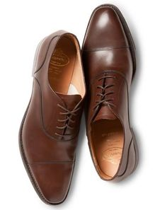 I need me some nice brown leather dress shoes! Oxford Shoes Outfit, Brown Dress Shoes, Brown Leather Shoes, Brown Shoe, Black Leather, Me Too Shoes, Men's Shoes, Shoes Men, Mr. Porter