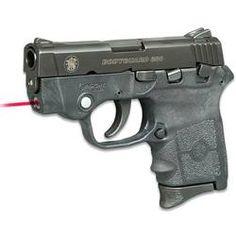 "Smith & Wesson Bodyguard 380 Semi-Automatic Handgun .380 ACP 2.75"" Barrel 7 Rounds Ergonomic Grip Polymer Frame Integrated Insight Laser Stainless Steel Barrel Black Finish"