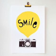 Smile for the #selfie.