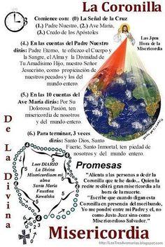 Rosary Prayer, Holy Rosary, God Prayer, Prayer Quotes, Easter Prayers, Spanish Prayers, Catholic Religion, Beautiful Prayers, Prayers For Healing