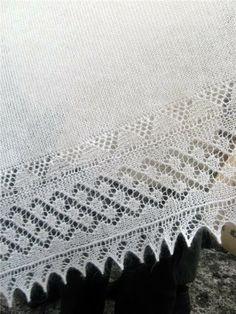 Orenburg lace sample