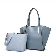 80d108ec2737 Amelie Galanti Women Bag Set Top-Handle Big Capacity Female Handbag Fashion  Shoulder Bag Purse Ladies PU Leather Crossbody Bag