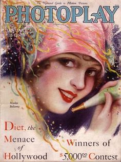 Another F. Earl Christy magazine cover from Photoplay