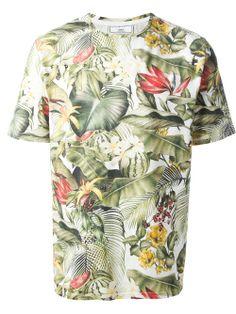 Ami Camiseta Estampada Estampado - Luisa Boutique - Farfetch.com