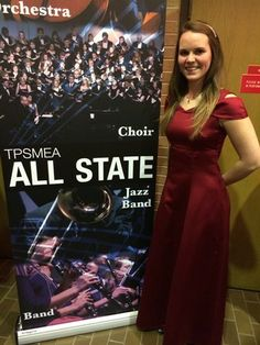 Singing Sensation : Lakehill Prep Junior Performs with All-State Choir