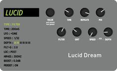 """This Week's Preset: TimeLine – """"Lucid Dream"""""""
