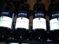 Korbaš wine
