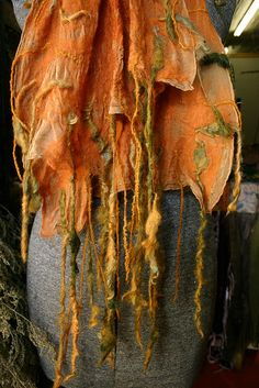 Fringy by Wool & Water
