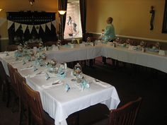 Amazing Another Picture Of Set Up, The Shower Was At Atrias In Wexford, PA, · Baby  Shower At RestaurantRestaurant ...