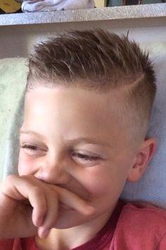 Very Short Toddler Boy Haircut Hair Stuff Littl