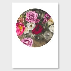 Floral Circle Photographic Art Print by Keryn Sweeney See: http://www.endemicworld.com/floral-circle-photographic-art-print-by-keryn-sweeney.html