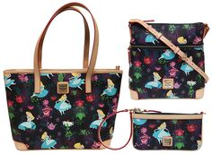Three Dooney & Bourke Collections to Premiere on Shop Disney Parks App in August 2016   Disney Parks Blog