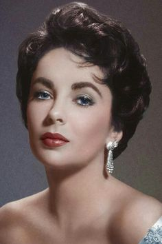Elizabeth Taylor in 'The Last Time I Saw Paris', 1954 - Costumes & gowns designed by Helen Rose.