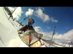 Octane Productions-Women snowmobiling video