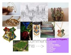 """""""Hogwarts"""" by royalparamore978 ❤ liked on Polyvore featuring beauty, Tervis and harrypotter"""