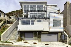 An iconic SoCal beachfront home along the PCH in Malibu.