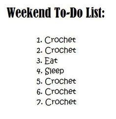 Mijn eigen plekkie: HOOKED on YOU,and some more crochet funnies!