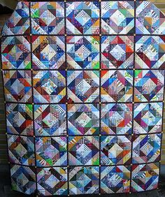 1212 birgith lorenz 7..I like the layout for tis HST quilt