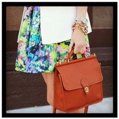 Watercolour skirt  From instangram / blaireadiebee