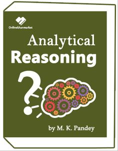 analytic reasoning In your analytical reasoning test, you will be presented with data in the form of passages, tables, graphs, or shapes you will need to think critically about the information in front of you and make inferences (conclusions.