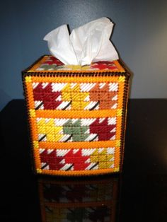 Fall Leaves Harvest Halloween/Thanksgiving by HandcraftedHolidays, $13.00