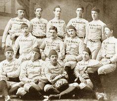 1880 Michigan Wolverines football team - Wikiwand