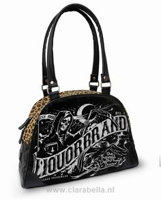 LB Death Banner Bowling Bag 2 LiquorBrand  Death Banner - LiquorBrand      One of the bests from the world famous LiquorBrand with a real B&W art on it. The death-inspired print shows The Reaper with the Moon beh..  Price: €44.90  http://www.clarabellatattoowear.com/accessories/bags/liquorbrand/bowling-bag-2/lb-death-banner-bowling-bag-2-liquorbrand/   Do you adore promotions? Don't miss out! Grab YOUR super nice 15% discount code: http://eepurl.com/boSy7H