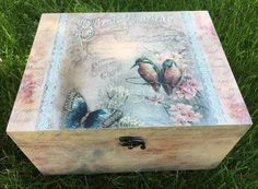 A personal favorite from my Etsy shop https://www.etsy.com/listing/526915875/large-gift-box-wood-jewelry-box-wood
