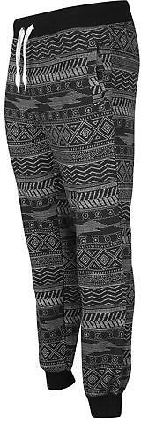 Southpole All Over Print Fleece Jogger Pants - Men's