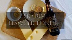 Request: Skyrim's Elsweyr Fondue - Skyrim: Elsweyr Fondue video game food, mmorpg - Fondue, Scrolls Recipe, Mousaka Recipe, Skyrim Food, Passionfruit Recipes, Food Themes, Food Inspiration, Food To Make, Sweets