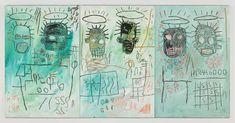 Basquiat show at Boston's MFA harnesses the energy of hip-hop - The Washington Post Jean Michel Basquiat, Basquiat Paintings, Kunsthistorisches Museum, Whitney Museum, Museum Exhibition, Museum Of Fine Arts, Art World, Black History, Street Art